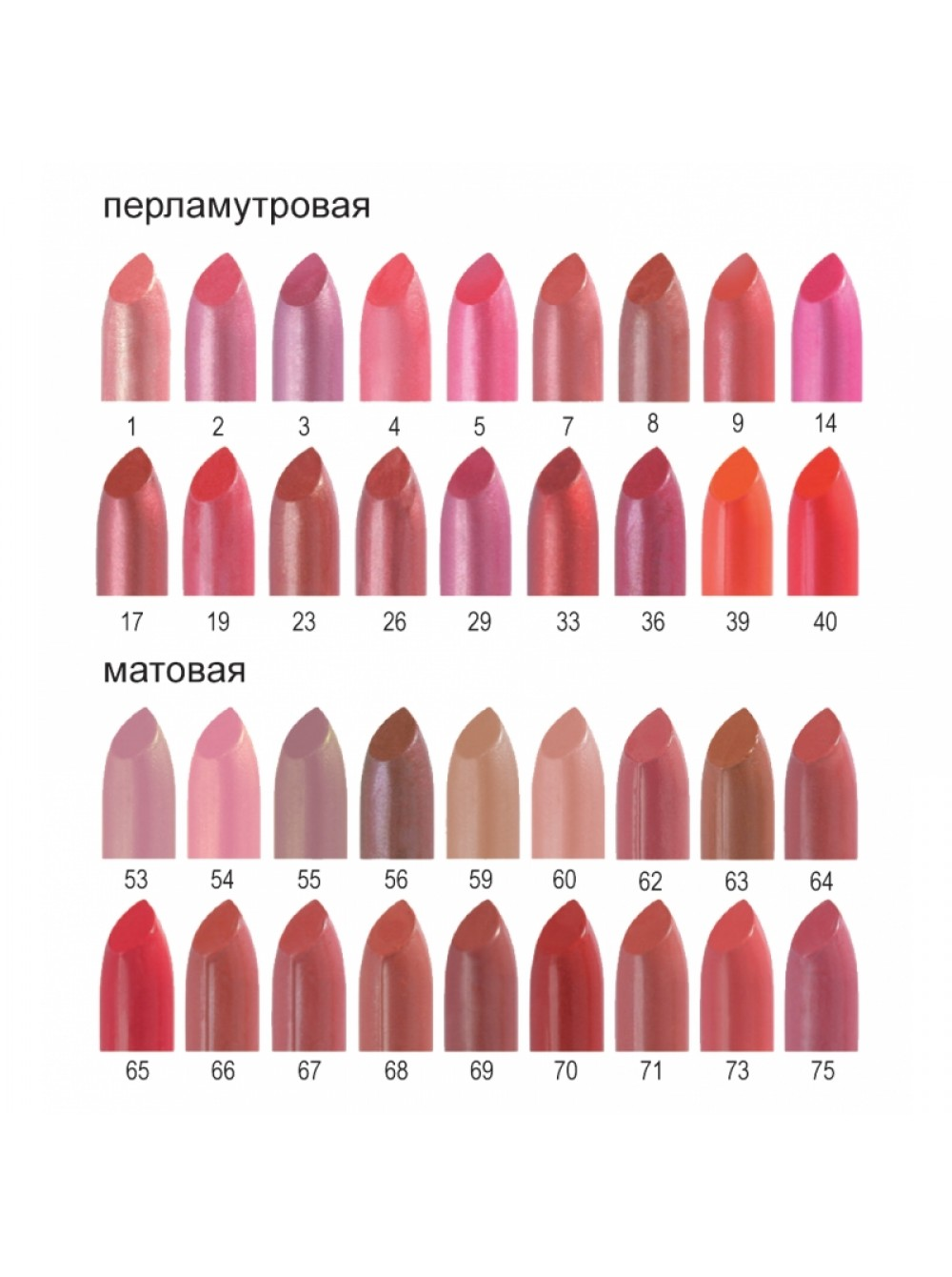Помады белорусская косметика купить в фул спид оранжевый