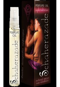 Масло парфюмерное ШАХЕРЕЗАДА с афродизиаками 10мл