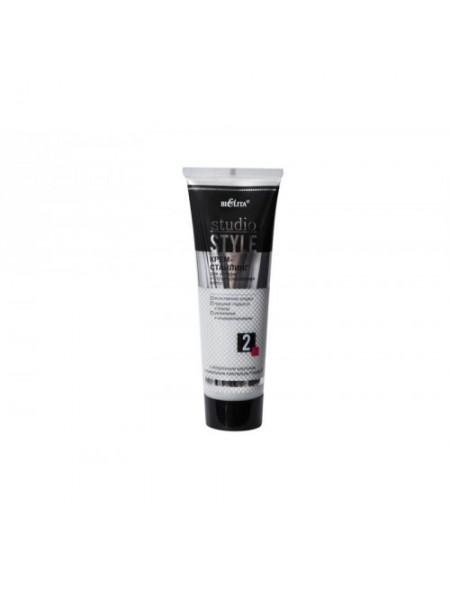 Крем-стайлинг для укладки и структурирования волос (туба 75 мл ПЛ Studio Style)