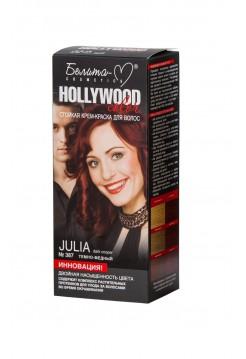 Hollywood Крем-краска для волос ДЖУЛИЯ №387