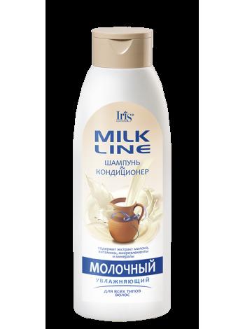 """Шампунь-кондиционер """"Молочный"""" увлажняющий"""