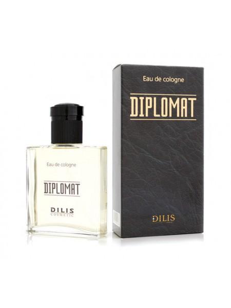 Diplomat (ДИПЛОМАТ)в футляре со спреем (версия Bogart Pour Homme)