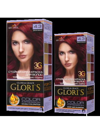 Дикая вишня 4.3 Gloris для двух применений (ГЛОРИС-2)