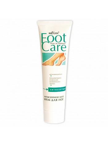 Крем антисептический для ног 100 мл (туба) FC