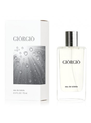 "Туалетная вода для мужчин ""Giorgio"" (Джорджио)/75мл версия Aqua di Gio/ G.Armani"