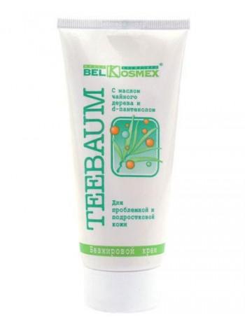 крем для чувствительной и проблемной кожи с маслом чайного дерева и d-пантенолом Teebaum 80