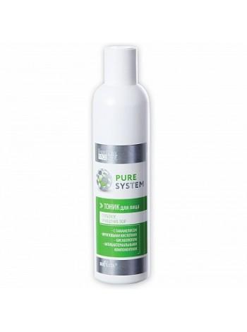 ТОНИК для лица глубокое очищение пор (250 мл ПЛ PURE SYSTEM)