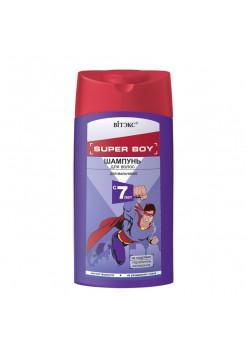 SUPER BOY Шампунь для волос для мальчиков с 7 лет,275мл.