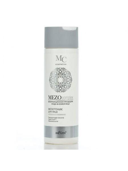 МезоТоник для лица Оптимальное увлажнение (200 мл MEZOcomplex)
