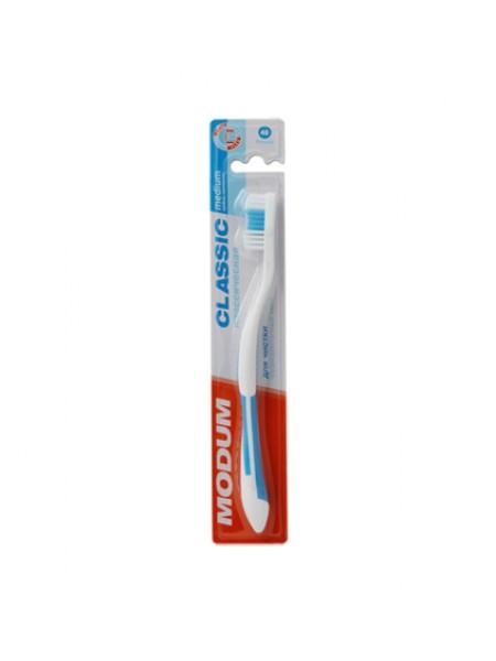 """Щетка зубная """"Modum"""" Classic (924 C) средней жёсткости"""