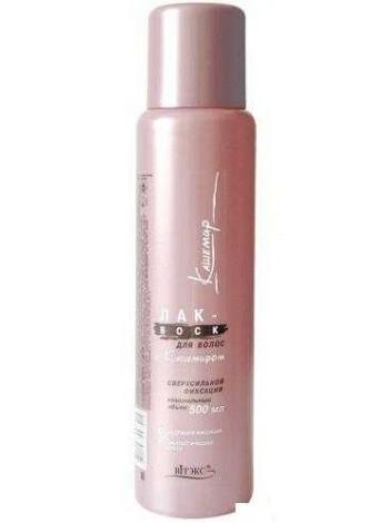 ЛАК-Maximum д/волос с протеинами кашемира и экстрактом бамбука макс. фикс-и, 500мл.