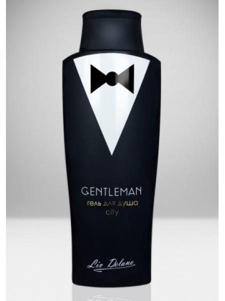 Gentleman Гель для душа City, 300г
