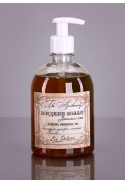 Жидкое мыло деликатное с экстрактами лекарственных трав календулы, шалфея, эхинацеи и фиалки, 480г The Apothecary