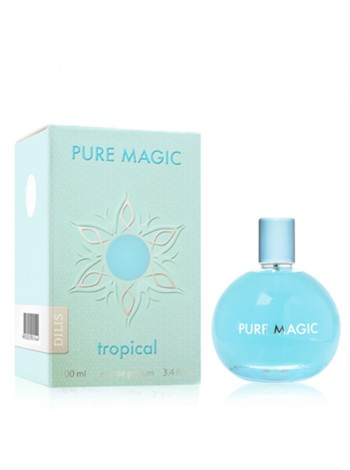 630 ПАРФЮМ.вода для женщин PURE MAGIC TROPICAL 100 мл