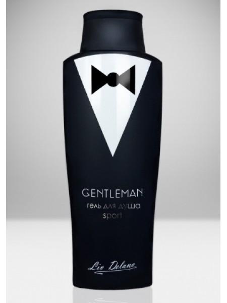 Gentleman Гель для душа Sport, 300г