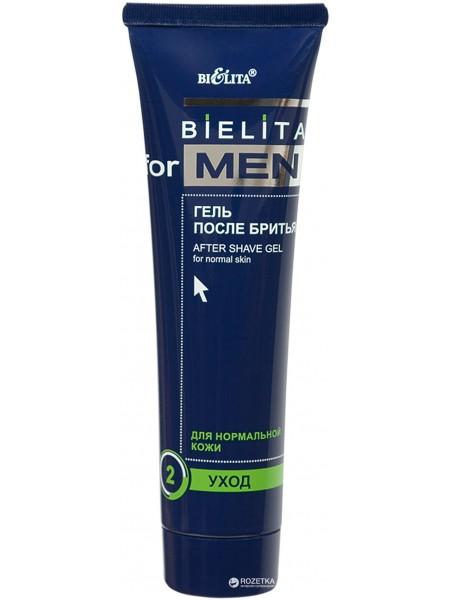 Гель после бритья MEN (нов) 100 мл (туба)