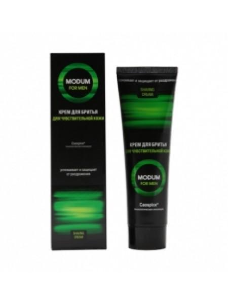 Крем для бритья для чувствительной кожи, 100 мл MODUM FOR MEN