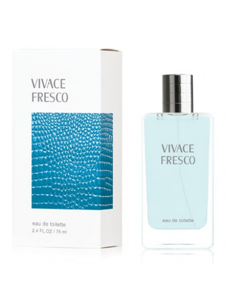 "Туалетная вода для мужчин ""Vivace Fresco"" (Виваче Фреско)/75 мл версия Versace Man Eau Fraiche Versace"