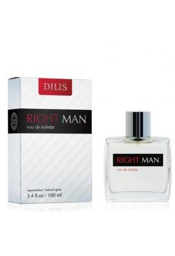 """Туалетная вода для мужчин """"""""RIGHT MAN"""" 100мл (серия """"La Vie"""")"""