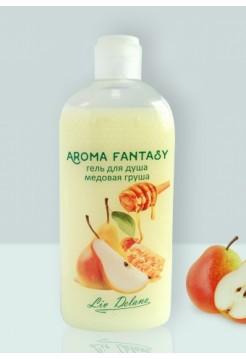 "Aroma Fantasy Гель для душа ""Медовая груша"", 300 г"