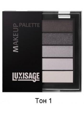 Тени для век LUXVISAGE Make up palette ® Тон 4