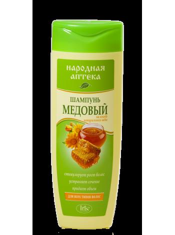 Шампунь Медовый (для всех типов волос)