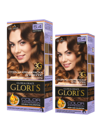 Капучино 5.4 Gloris для двух применений (ГЛОРИС-2)