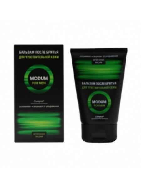 Бальзам после бритья для чувствительной кожи, 100 мл MODUM FOR MEN