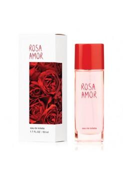 "Туалетная вода для женщин ""Rosa Amor"" (Роза Амор) 50 мл версия Amor Amor Cacharel"