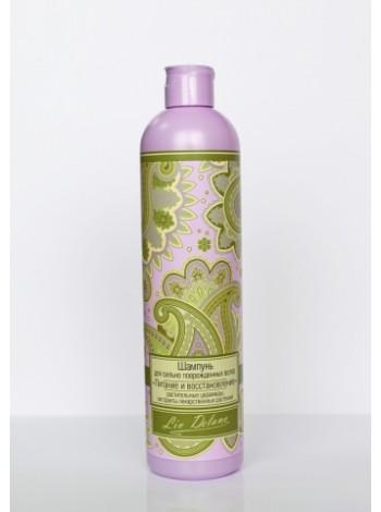 """Oriental touch Шампунь """"Питание и восстановление"""" для сильно поврежденных волос, 400г"""