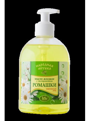 Мыло жидкое с экстрактом ромашки