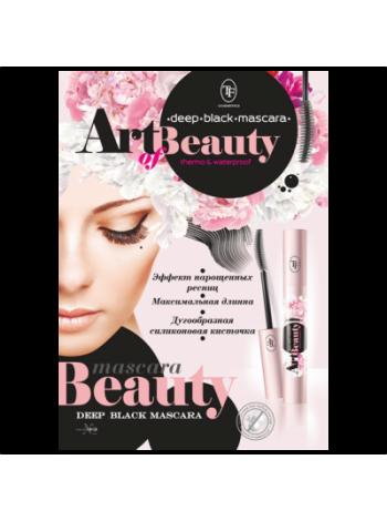 """TF тушь для ресниц СТМ22, """"ART of Beauty Mascara"""" цвет черный (12 шт) НОВИНКА"""