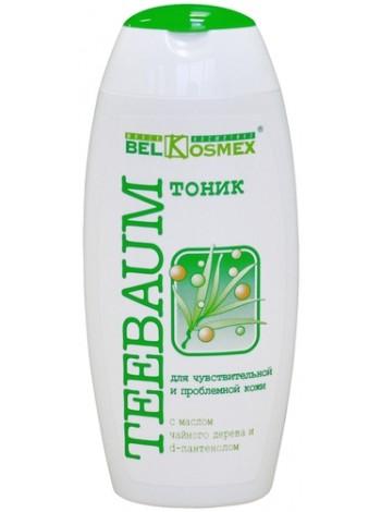 ТОНИК для чувствительной и проблемной кожи с маслом чайного дерева и d-пантенолом Teebaum 150 мл