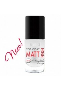 Топ покрытие для ногтей MATTl Finish 8 г