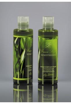 Мицеллярная вода успокаивающая для очищения лица и удаления косметики, 200мл Green Style