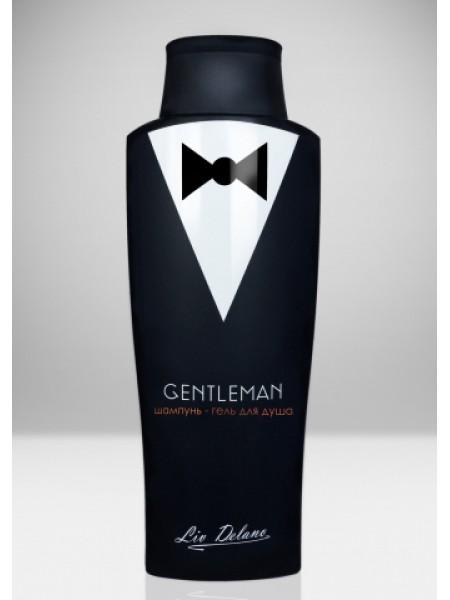 Gentleman Шампунь-гель для душа, 300г