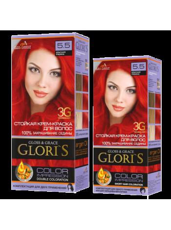 Красная рябина 5.5 Gloris для двух применений (ГЛОРИС-2)