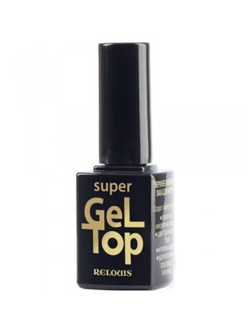 """Верхнее покрытие лака для ногтей """"Super Gel Top""""/6"""