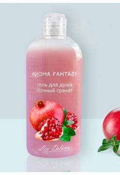 """Aroma Fantasy Гель для душа """"Сочный гранат"""", 300 г"""