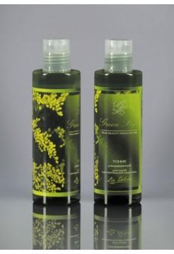 Тоник ультрамягкий для сухой и чувствительной кожи лица, 200мл Green Style