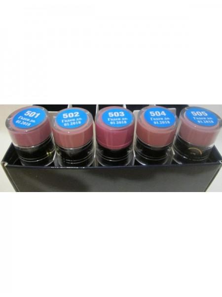 """Помада для губ Nude Color ever-matte Lipstick, CZ17, тон 501 """" Нежно-розовый""""/матовый"""