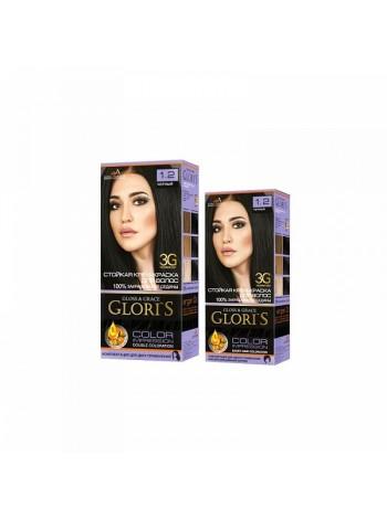 Черный 1.2 Gloris для двух применений (ГЛОРИС-2)