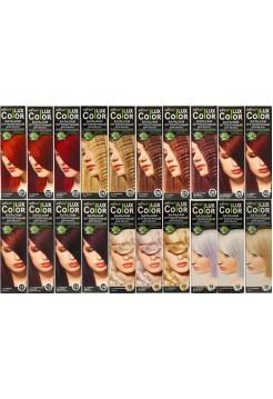COLOR LUX Линия Бальзам оттеночный для волос ТОН 12 коричневый бургунд (туба 100 мл)