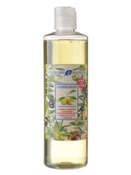ШАМПУНЬ-КОНДИЦИОНЕР ОЛИВКОВЫЙ (бутылка в форме цилиндра) 500г