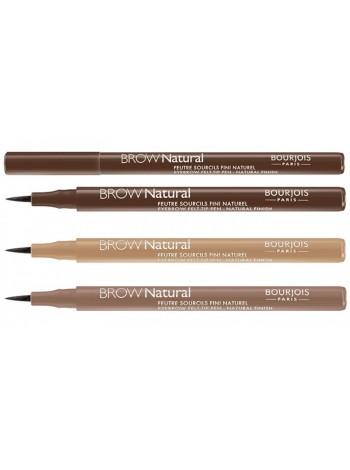 """Фломастер для бровей Brow Permanent Marker тон:02 """"Brown"""" 1/10¶"""