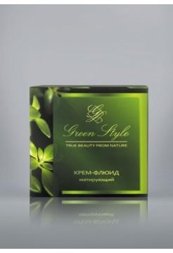 Крем-флюид матирующий (для любого возраста, дневной),45г Green Style