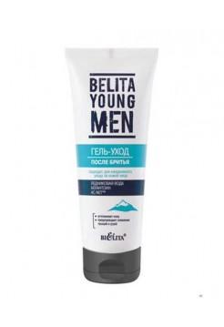 Гель-уход после бритья (туба 75 мл BELITA YOUNG MEN)
