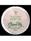 "TF пудра для лица ""Compact Powder Green Tea"", СТР16, тон 01 Porcelain""/фарфоровый"