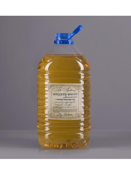Жидкое мыло деликатное с экстрактами лекарственных трав ромашки, подорожника, петрушки и солодки, 5 кг The Apothecary