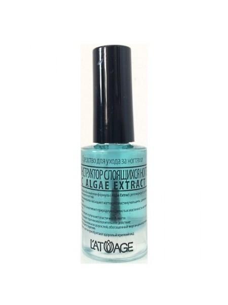 """Средство для ногтей """"Реконструкция слоящихся ногтей"""" 9г/К4, Latuage Cosmetic"""